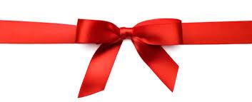 christmas gift bow christmas present bow clipart 42