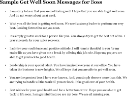 download sample get well soon messages for boss for free tidyform
