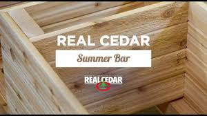 free plans to build a portable deck cooler bar and stand youtube