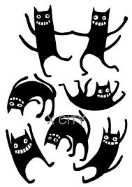 popular cat stencils for walls buy cheap cat stencils for walls naughty cats black wall art decal sticker removable vinyl cut transfer stencil home room window door