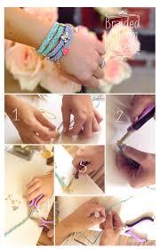 braided charm bracelet u2022 u2022 u2022 supplies suede cord lobster clamps