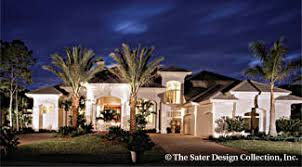 sater house plans sater design collection inc the sterling oaks house plan
