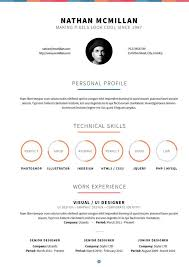 Simple One Page Resume Sample by 18 Best Cool Resumes Images On Pinterest Design Templates