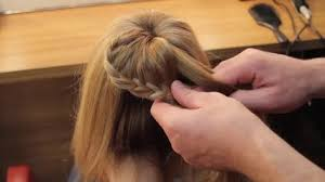 hairstyle joora video fan and sock bun hair tutorial video dailymotion