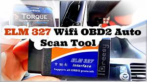 check engine light tool elm 327 obd2 wifi scan tool check clear check engine light live