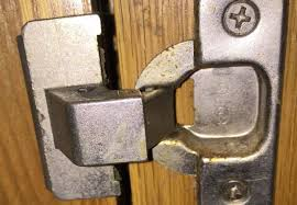 door hinges cleaning old cabinet hardware the easy way place