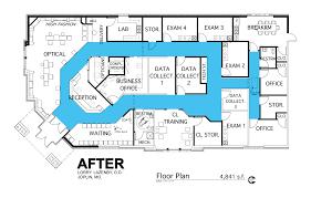 floor plan sites clinic design for a modern retina practice floor plan charles