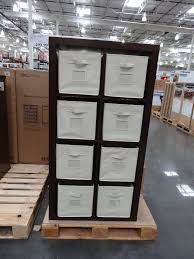 Storage Shelves With Baskets Shelves Amusing Costco Metal Shelving Storage Cabinets With Doors