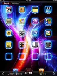 universal glow wallpapers pimp your screen u2013 best ipad wallpapers app i u0027ve seen by far