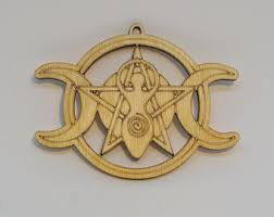 goddess ornament etsy