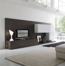 orange and black living room wallpaper inspirations for a retro