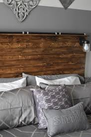 itsy bitsy paper diy wooden plank headboard