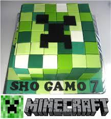minecraft cake margaretcookies