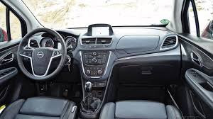 opel mokka interior opel mokka 1 4 enjoy at youtube