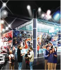 Toyota Center Floor Plan by Toyota Closing California Museum Opening New Experience C