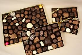 assorted gift boxes gift boxes allô chocolat waukesha wi