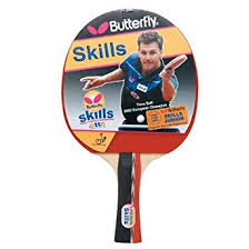 butterfly table tennis racket butterfly skills junior table tennis bat amazon co uk sports