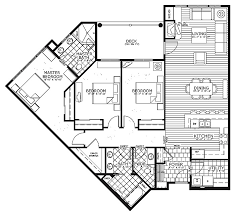 Condominium Plans Breckenridge Bluesky Condos Floor Plans