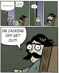 Jacking Off Memes - stare dad memes quickmeme