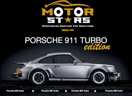 porsche 911 issues magazine issues motorstars