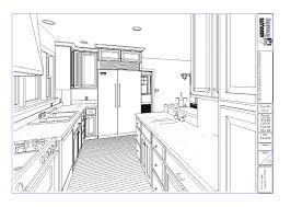 westchester kitchen renovaton floor plan design 3ds views