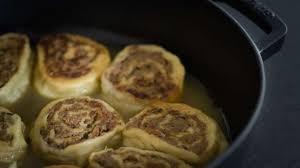 cuisiner les restes de pot au feu fleischschnacka escargots ou roulés à la viande et restes de pot au