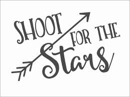 Star Decals For Ceiling by Best 25 Shoot For The Stars Ideas On Pinterest Star Party