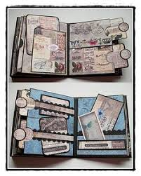 scrapbook inserts bobunny heritage scrapbook mini photo album scrapbook minis and