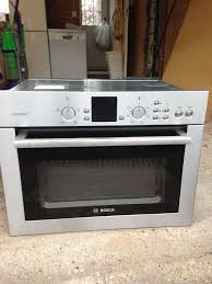 bosch hbc84k5 1b electric combination oven microwave in farnham