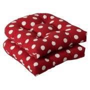 wicker cushions