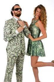 Money Halloween Costume Bish Money Halloween Dress