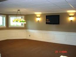 lights for drop ceiling basement recessed lights for drop ceiling image of finished basement recessed