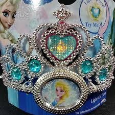 Halloween Costumes That Light Up by Frozen Light Up Crown Tiara Blue Elsa Halloween Costume Theater