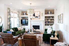 Two Sofa Living Room Styling Secrets For A Modern Glam Look With Two Sofas Suburban B U0027s