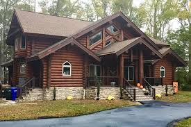 logcabin homes virginia log cabin and timber frame homes by precisioncraft