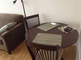 Dining Tables Nyc Nyc Apartment Dining Table Fitness And Frozen Grapes