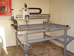 my build cnc router