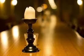 file candle on table in wine cellar 9473 jpg wikimedia commons