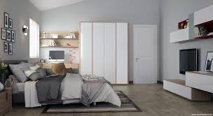 Functional Bedroom Furniture Grey And Mocha Bedroom Palette Functional Bedroom Storage