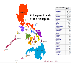 Luzon Map January 2016 Archives Geocurrents