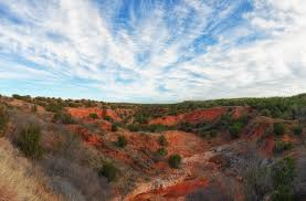 Texas landscapes images West texas red clay tau zero jpg