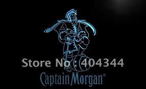 captain morgan neon bar light le138 captain morgan spiced rum bar nr led neon light sign in