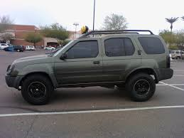 nissan xterra lifted spotted green x in phoenix az nissan xterra forum