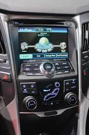 2011 hyundai sonata modifications file center stack hyundai sonata hybrid 2011 la auto jpg