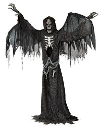halloween house props angel of death u2013 spirit halloween i want him wicked ways