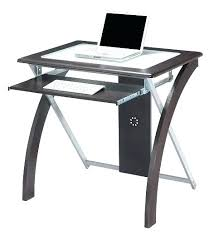 Glass Corner Computer Desks For Home Small Glass Corner Computer Desk Desk Glass And Black Metal Corner