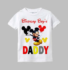 mickey mouse birthday shirt mickey mouse shirt mickey mouse birthday shirt