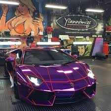 how many cars does lamborghini sell a year 21 year youtuber s lamborghini aventador gets legacy look