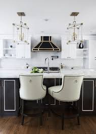 how to make cheap kitchen cabinets look better 15 chic ways to make kitchens look expensive lonny
