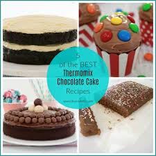 thermomix chocolate cake recipes thermobliss